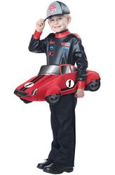 Гонщики и гонщицы - Костюм Юный гонщик