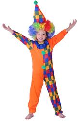 Клоуны - Костюм Забавный клоун
