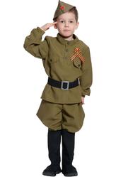 Солдат - Костюм Защитник родины