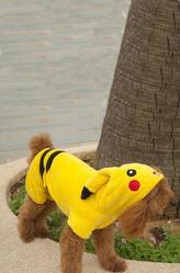 Костюмы для собак - Костюм Желтый Пикачу