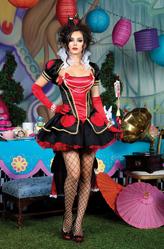 VIP костюмы - Злая королева из страны чудес