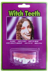 Для костюмов - Зубы ведьмы